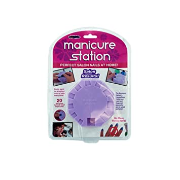 Amazon Atb Manicure Station Perfect Nails Salon Results Spa