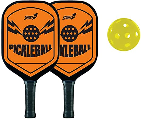 Sport One Raquetas Pickleball, Juego Raquetas Tenis de Playa ...