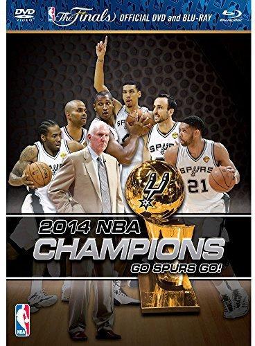 2014 NBA Championship: Highlights (Blu-ray / DVD Combo) (Nba Blue Ray)