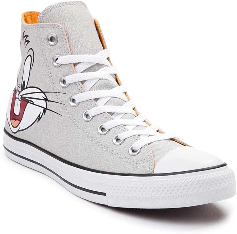billig snabb leverans köper nytt Amazon.com: Converse Looney Tunes Bug Bunny Shoes (10 Infant): Shoes