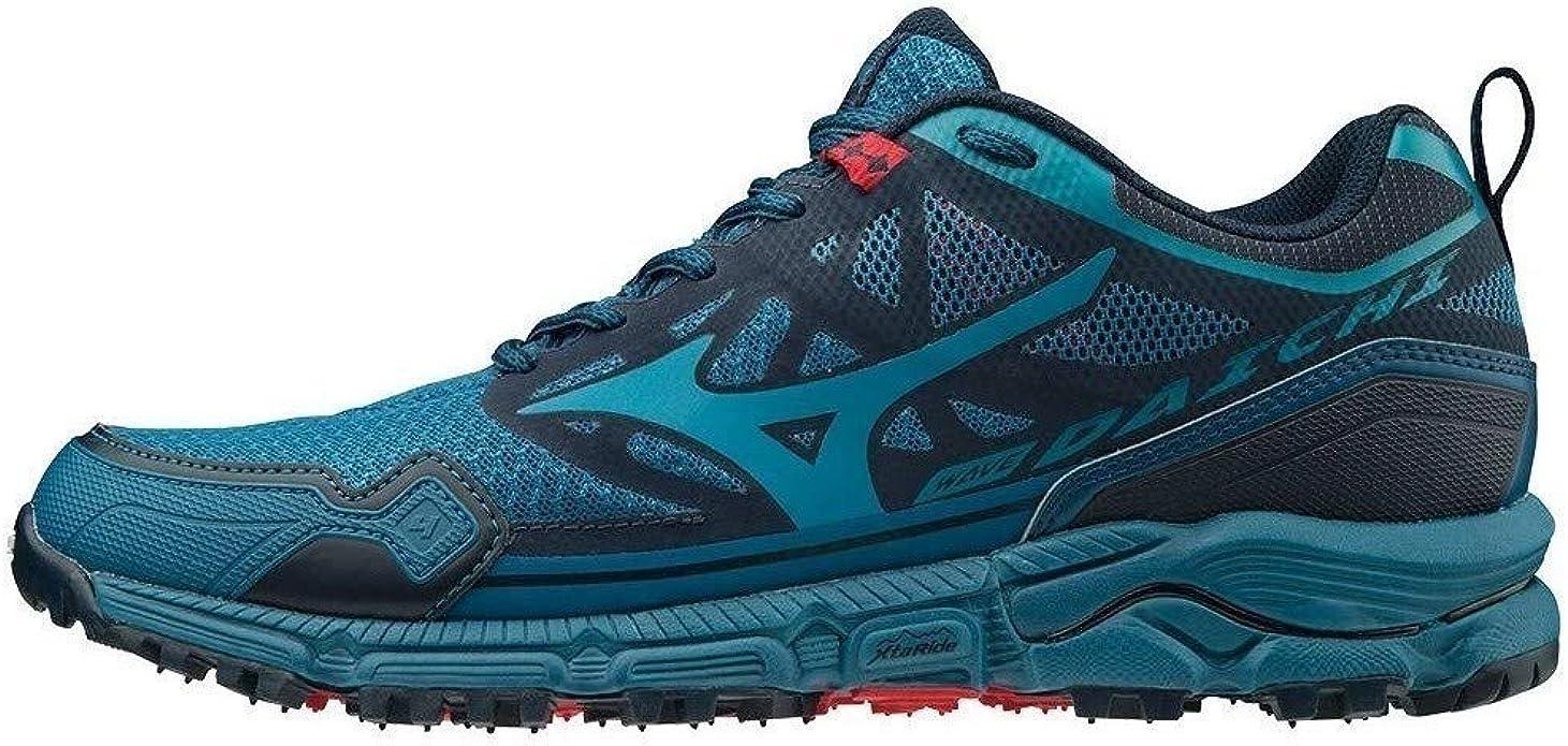 Mizuno Wave Daichi 4 Trail Blue Sapphire J1GJ197126: Amazon.es: Zapatos y complementos