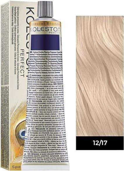 Wella Professionals KP Tinte Permanente, Tono 12/17 (Deal) - 50 ml