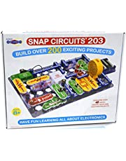 Snap Circuits CM-200 203 Electronics Discovery Kit