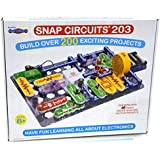 Snap Circuits 203 Electronics Discovery Kit - Amazon Exclusive