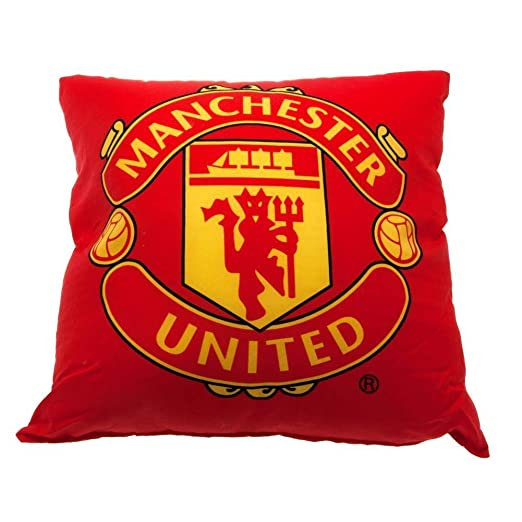 Manchester United F.C. - Cojín, diseño del Manchester United ...