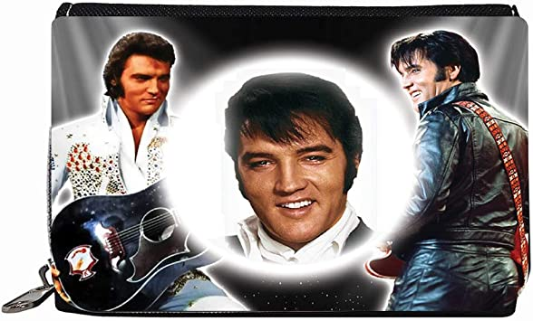 Elvis Presley Personalised Icon Gift Purse