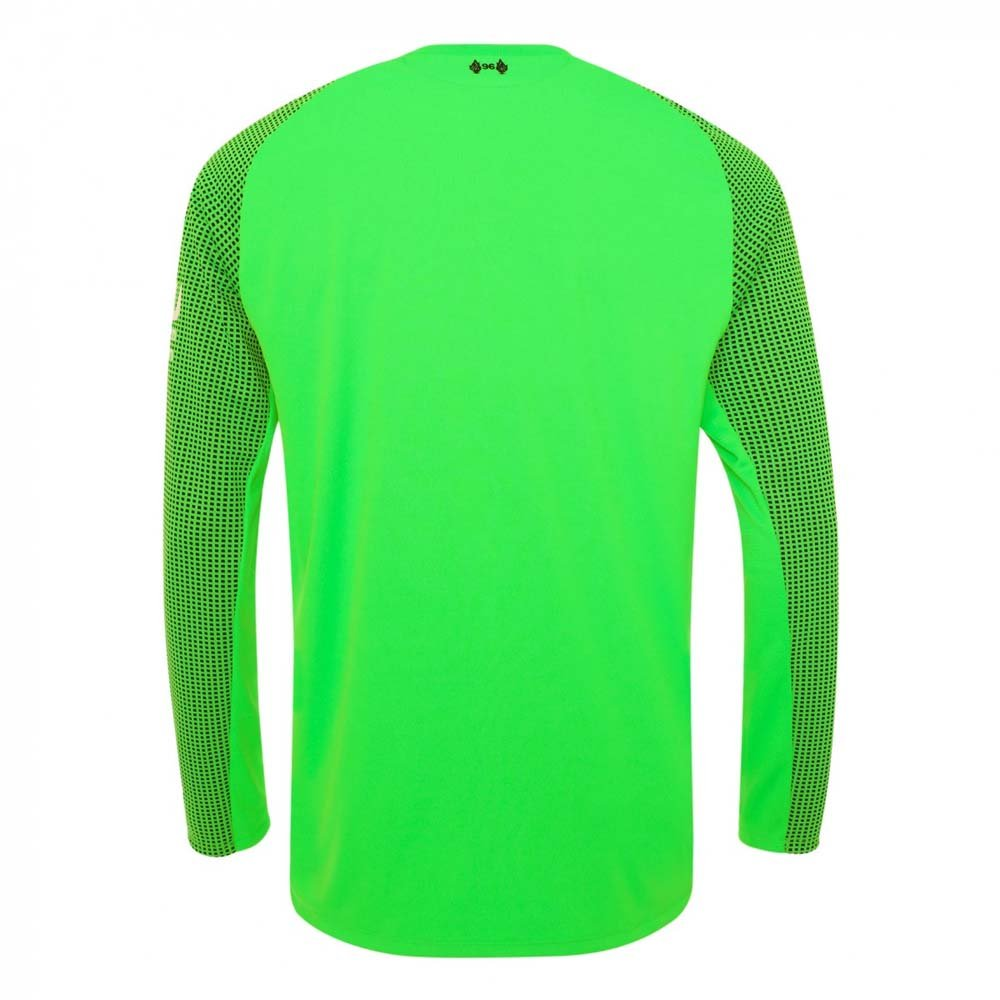 976959323 Amazon.com   New Balance 2018-2019 Liverpool Away Long Sleeve Goalkeeper  Shirt (Green)   Sports   Outdoors
