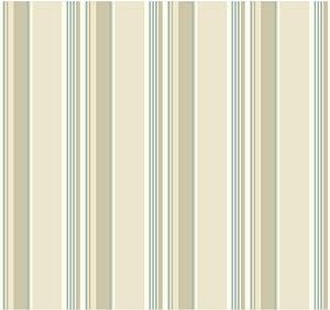 York Wallcoverings Modern Shapes High Tide Removable Wallpaper, White, Cream, Beige, Aqua