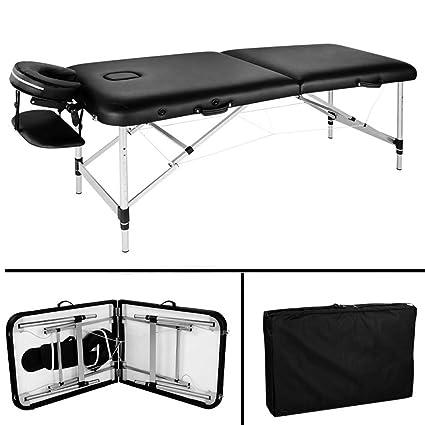 Professionale Lettino Da Massaggio 2 Section Salone Di Bellezza