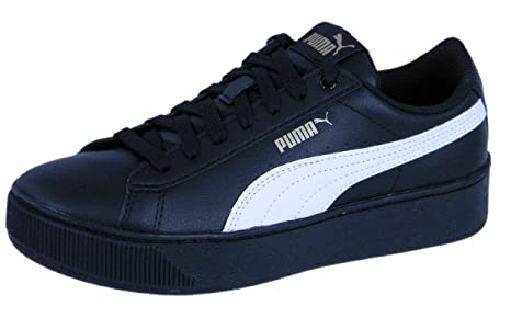 new product 626e1 287cd Puma 367550 01 Sneakers Bassa Donna Nero 36