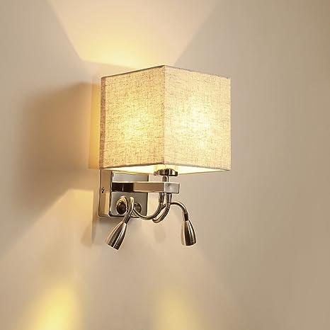 Lumiere Exterieure Mur Lampe E27 Chambre Mur Lampe Couloir Mur Led