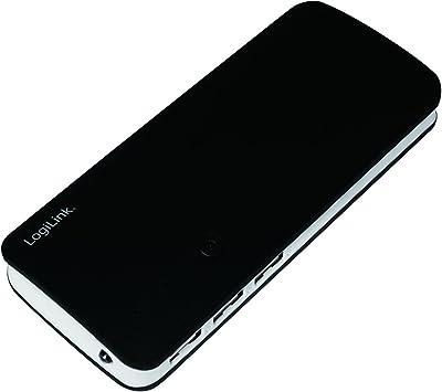 Logilink PA0145 10000mAh Negro batería Externa: Amazon.es ...