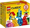 LEGO - 10703 - Classic - Jeu de Construction - Boîte de Constructions Urbaines - Exclusivité Amazon