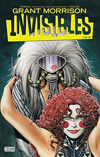 The Invisibles Book One - Grant Morrison Book