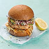 Slade Gorton Traditional & Korean Bbq Norwegian Salmon Burgers Combo, 2 Lb