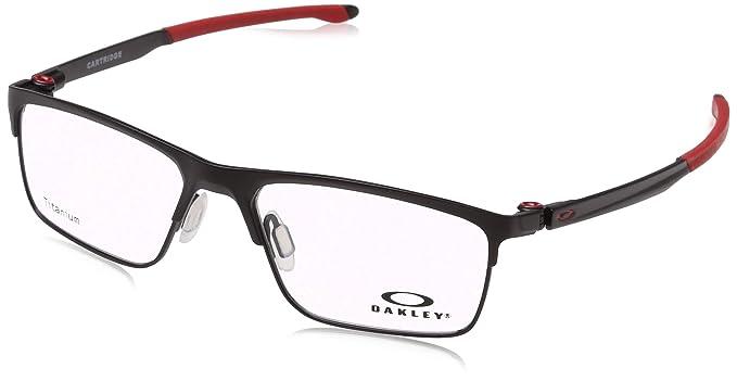 5fe34154a7 Oakley 0OX5137 Monturas de gafas, Satin Black, 54 para Hombre: Amazon.es:  Ropa y accesorios