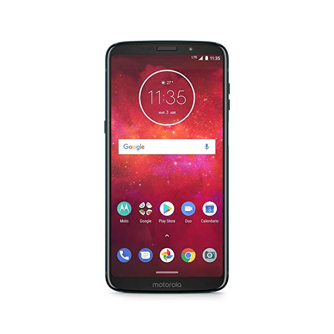 Motorola Z3 Play + Moto Mod Bateria - Smartphone de 6