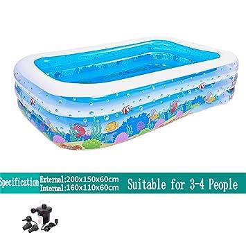 Vasca Da Bagno 60 Cm.Grande Vasca Da Bagno Gonfiabile Piscina Piscina Per Bambini Di