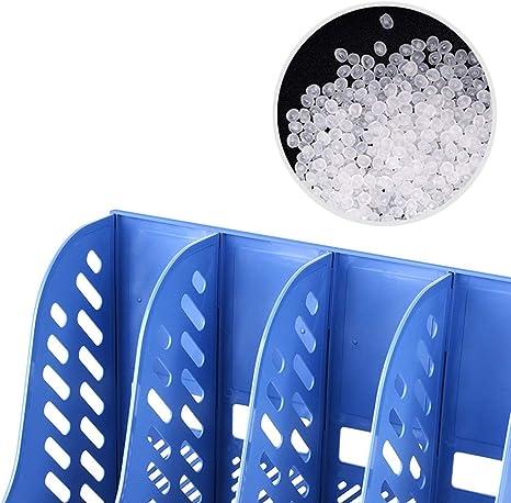 Estante de almacenamiento para armario dom/éstico tabla divisora retr/áctil ajustable estante de partici/ón en capas organizador para habitaci/ón y cocina Zhizhuo