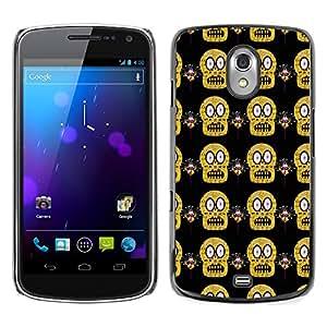 ZECASE Funda Carcasa Tapa Case Cover Para Samsung Galaxy Nexus 3 Prime I9250 No.0002261