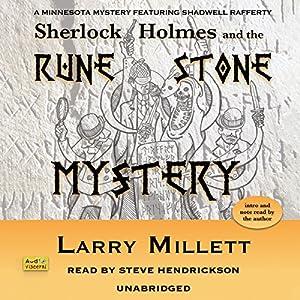 Sherlock Holmes and the Rune Stone Mystery Audiobook