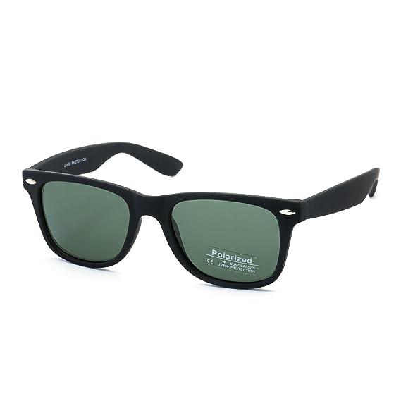 b8a6f6f52c Stacle Polarized UV Protected Unisex Wayfarer Sunglasses (STPOL8223 ...