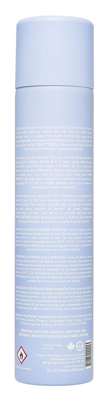 Amazon.com: Design.Me Quickie.Me Dry Shampoo Spray Brunette & Dark Tones 7oz: Beauty