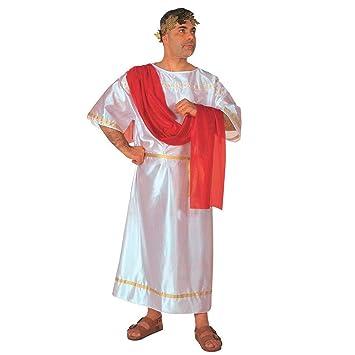 Disfraz para carnaval de romano, traje de César, griego ...