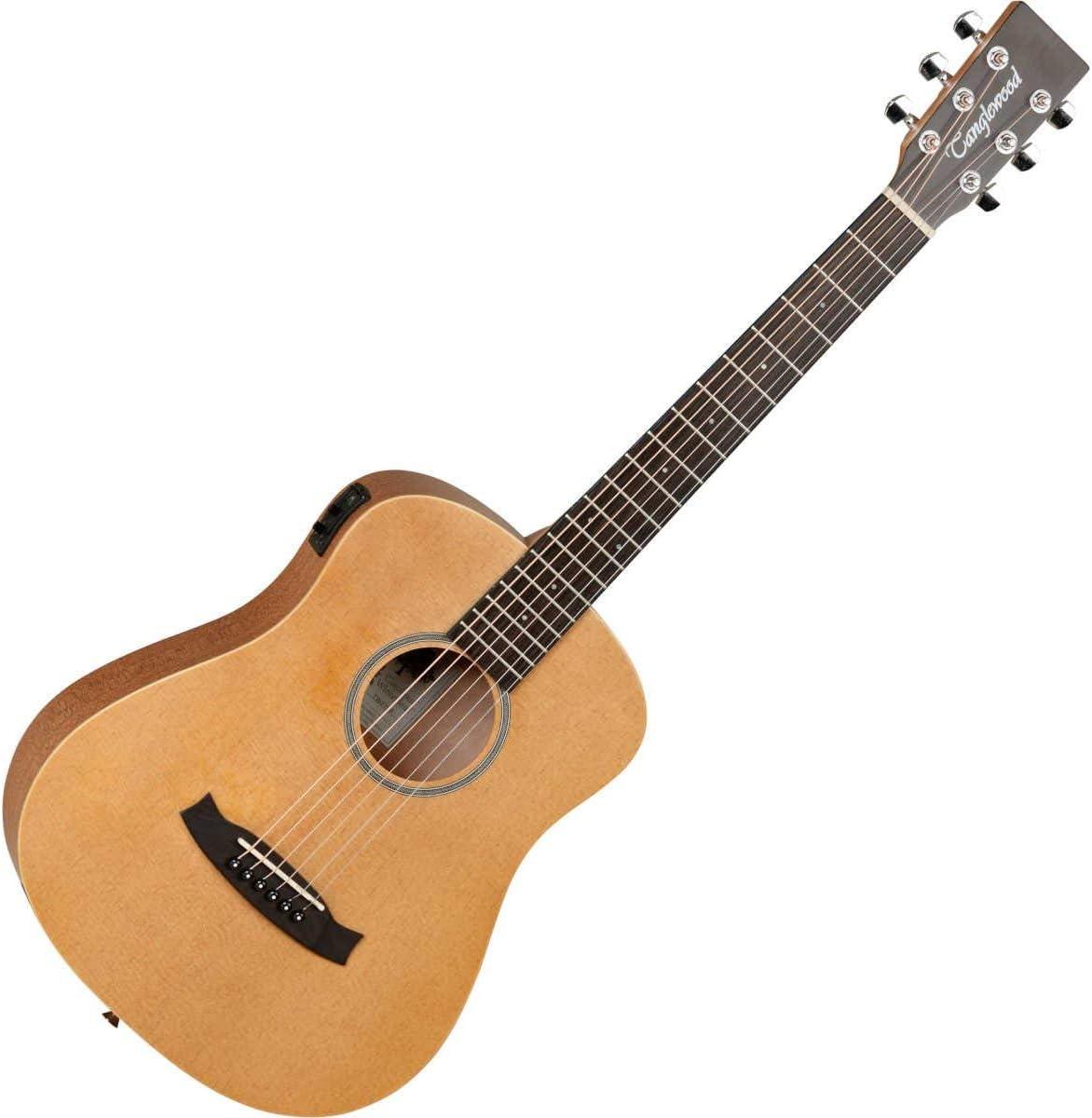 Tanglewood TW2 T SE - Guitarra de viaje