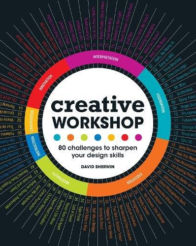 Graphic Halloween Design - Creative Workshop: 80 Challenges to Sharpen Your Design Skills