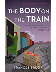 The Body on the Train (Kate Shackleton Mysteries)