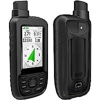 TUSITA Hoesje Compatibel met Garmin GPSMAP 66s 66st 66sr - Siliconen Bescherming Hoes Beschermhoes Huid - Accessoires…