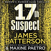 17th Suspect: Women's Murder Club, Book 17