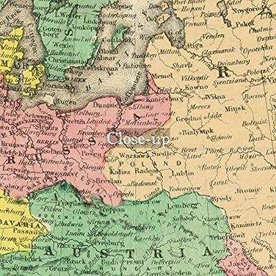 Amazon.com: 1860-1869 Map Bacon's of Europe Bacon's sixpenny Map|of on map of europe world war ii, map of europe 1850, map of europe 1946, map of europe 1805, map of europe 1890, map of europe 1800, map of europe in 1871, map of europe 1944, map of europe 1840, map of europe 1912, map of europe bodies of water, map of europe 1900, map of europe 1870, map of europe 1880, map of europe 1875, map of europe in 1865, map of europe 1938, map of europe 1939, map of europe 1648, map of europe 1914,