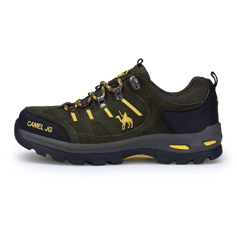 GOMNEAR Wanderer Wanderschuhe Männer Frauen Outdoor Rucksack Schuhe Low Cut Leichte Berg Stiefel Paar Qv0HfuJ