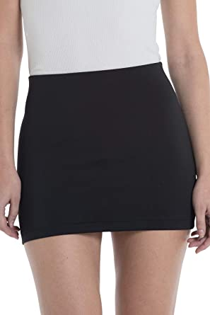 frattura crostini distillazione  Marc Olivier Women's Mini Skirt - a Bodycon Black Pencil Skirt That is  Short/Micro with an Elasticated Waist. Ladies Lycra Tube Skirt That is  Tight. Also in Cream, Red and Blue: Amazon.co.uk: