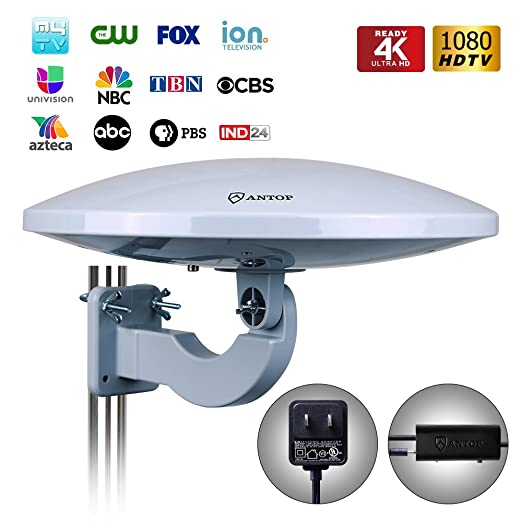 Review Outdoor TV Antenna -