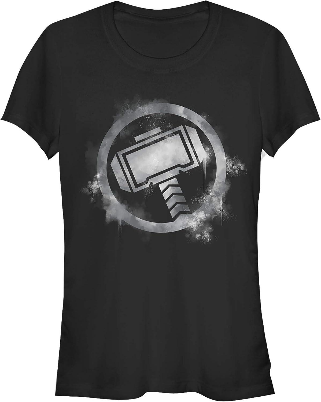 Marvel Juniors Avengers Endgame Smudged Thor T-Shirt