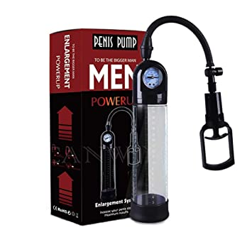 pump method Penis training