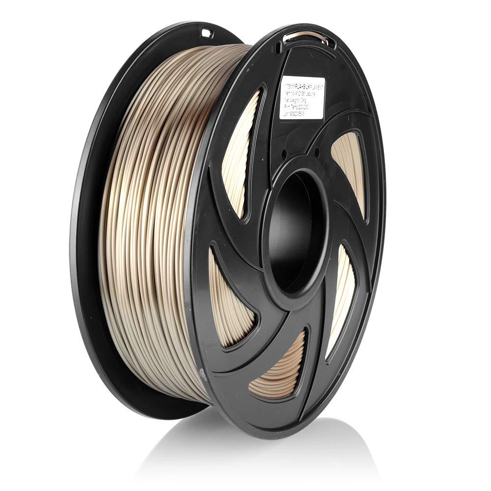 S SIENOC 1kg 1.75mm PLA 3D printer filament Printer With coil PLA Blue