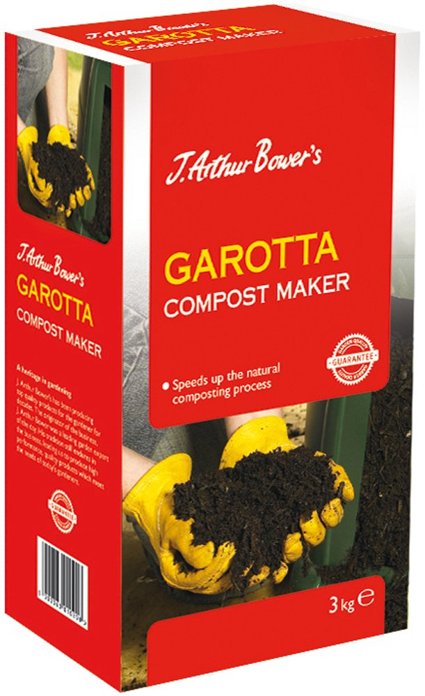J Arthur Bower's 3 kg Garotta Compost Maker 1588 FKR4003U