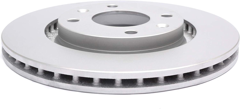 Ersatzteil im Auto ECE R90-zertifiziert metelligroup 23-0555C Bremsscheiben Lackiert Kit bestehend aus 2 Bremsscheiben