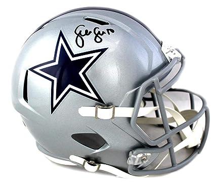 4b57289fa Amazon.com  Sean Lee Autographed Helmet - Speed Full Size ...