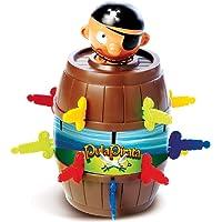 Brinquedos Estrela Pula Pirata Jogo 5+ Anos, Multicor