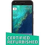 (Certified REFURBISHED) Google Pixel XL (Quite Black, 128GB)