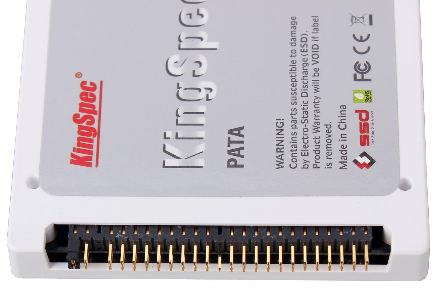 "Amazon.com: kingspec 2.5"" ide pata ssd mlc 8gb 16gb 32gb 64gb ..."