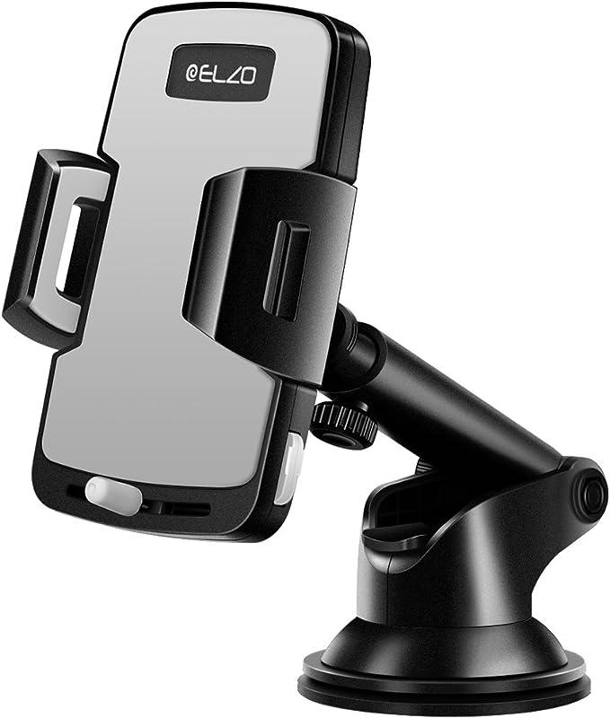 Handyhalterung Auto Elzo Kfz Halterung Armaturenbrett Elektronik