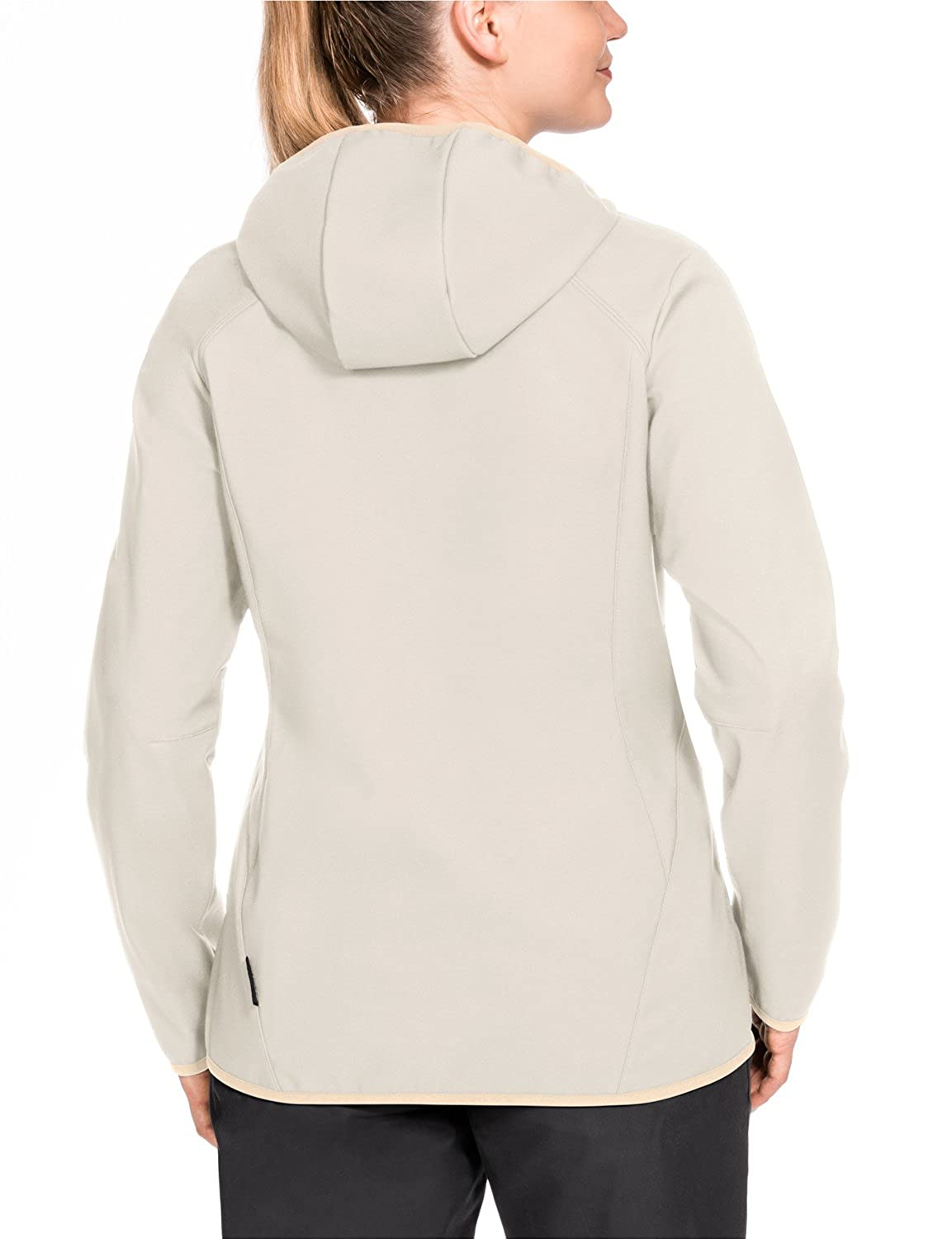 jack wolfskin softshell fleece damen