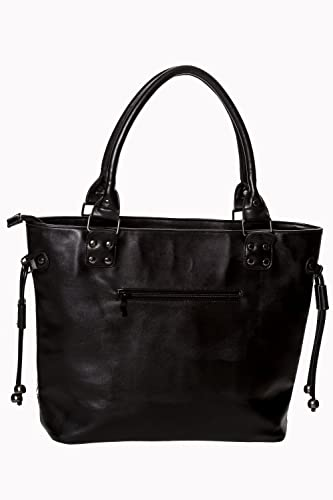 Gothic Alternative Halloween Waldtasche - Black / One Size tWqh6un