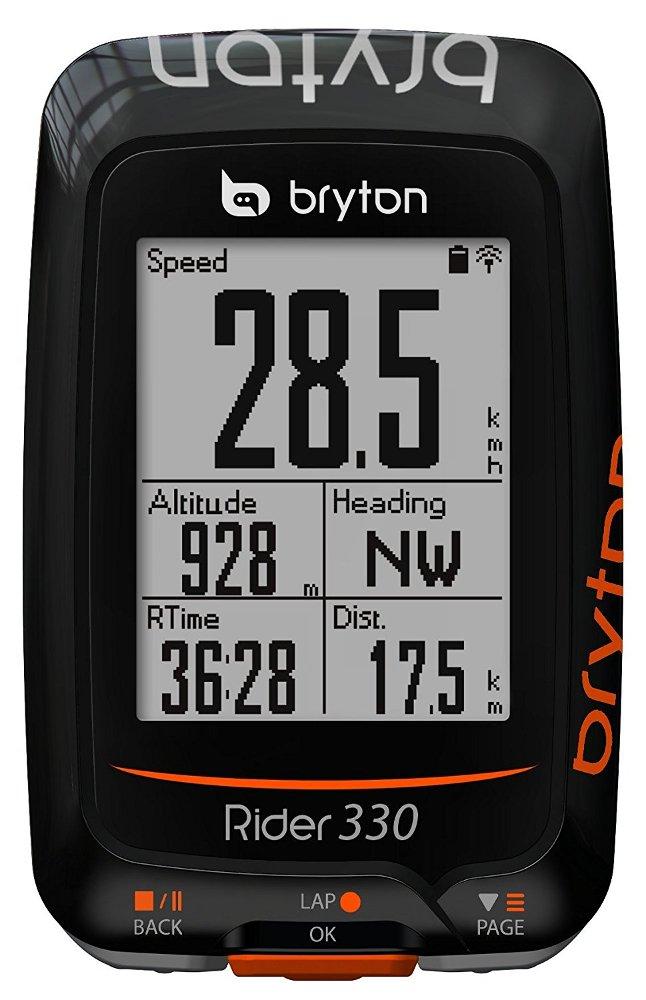 Bryton Rider 330 T